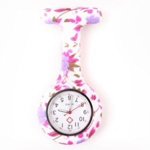 nurse watch silicone butterfly magic autumn leaves