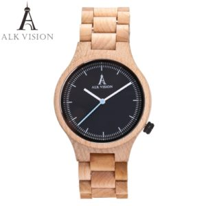 maple wood watch men